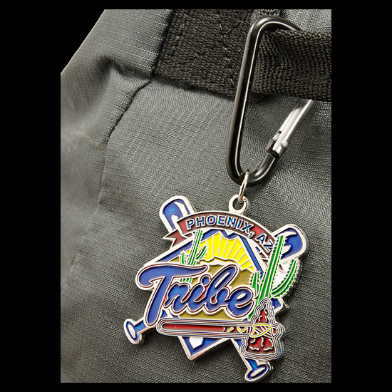 More products from your customized trading pin design!